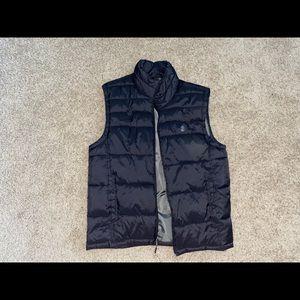 Black IZOD puffer Vest